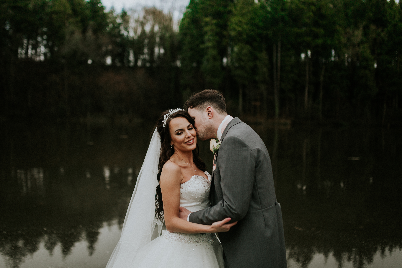 couple lake photograph