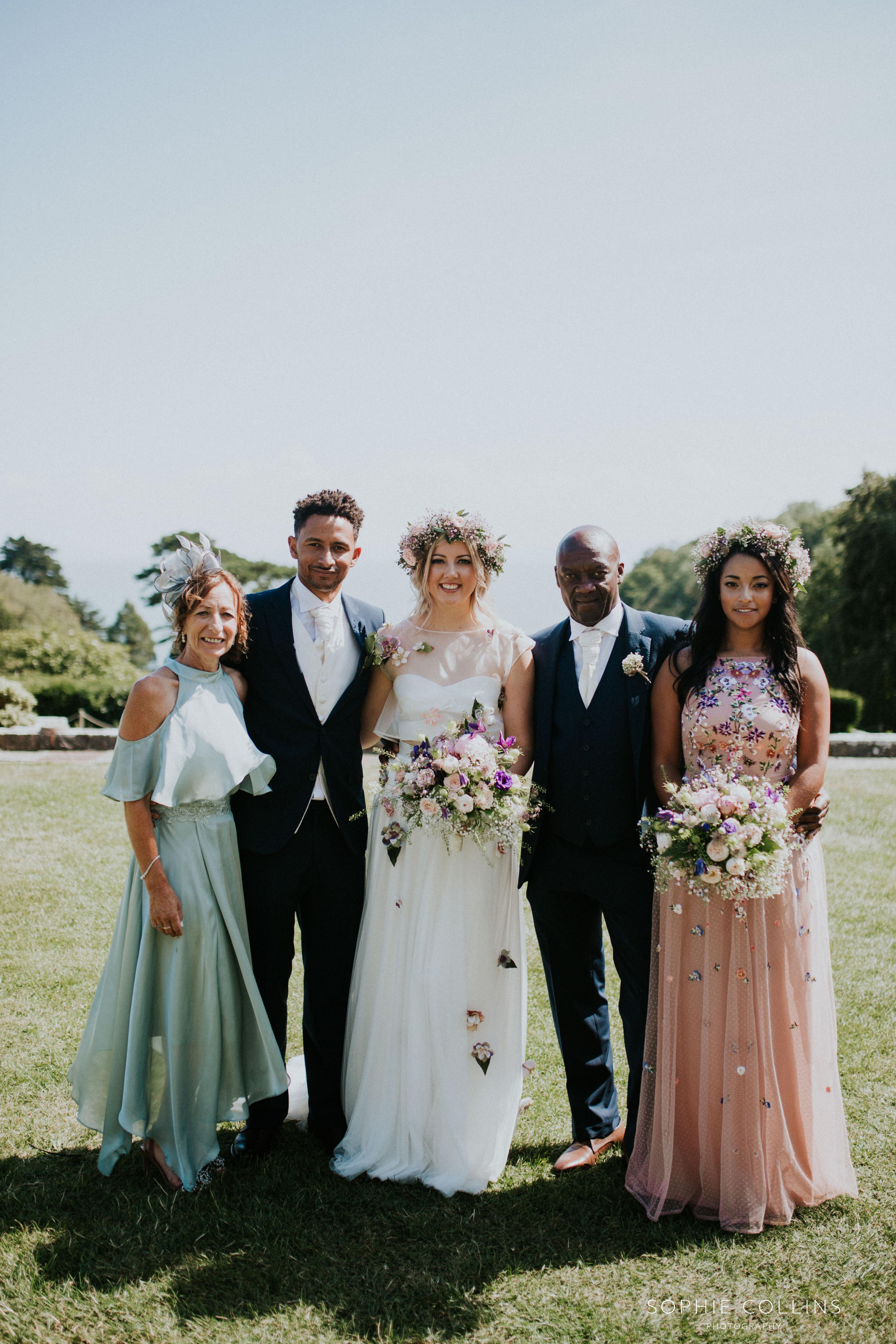 groom family
