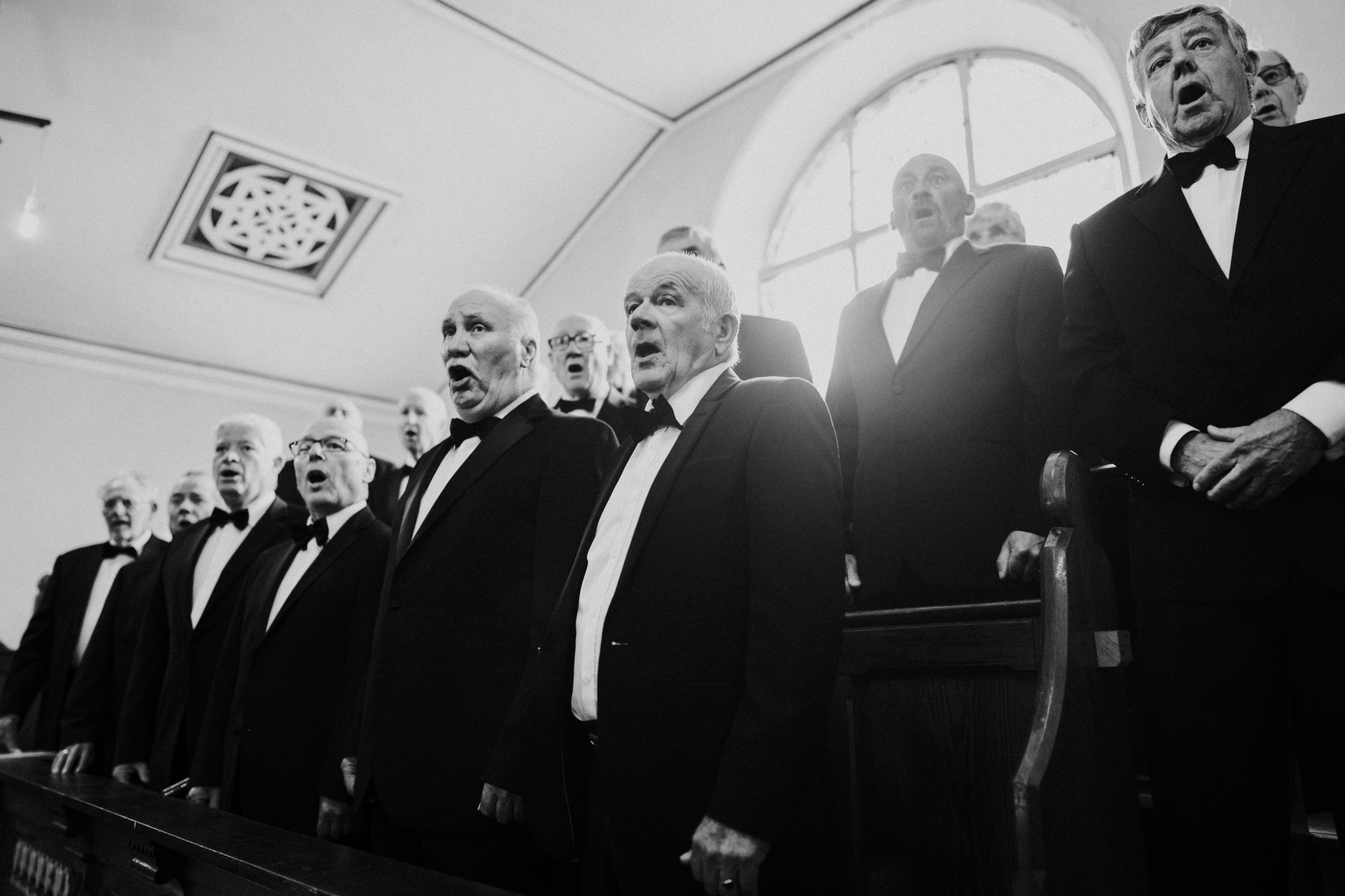 llantrisant male choir